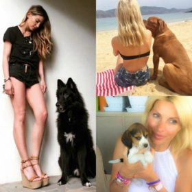 Best Friends: Όταν οι πιο εντυπωσιακές γυναίκες της showbiz ποζάρουν με τους πιο πιστούς τους φίλους