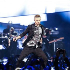 Eurovision 2016: Ο Justin Timberlake προκάλεσε πανικό στην σκηνή του διαγωνισμού!