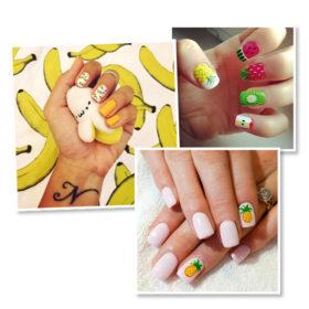 Get Fruity: Τα πιο λαχταριστά σχέδια στα νύχια που βρήκαμε στο Instagram