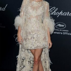 H Kendall Jenner με Elie Saab