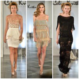 Celia Kritharioti: Το fashion show της σχεδιάστριας στο Λονδίνο ήταν υπέροχο