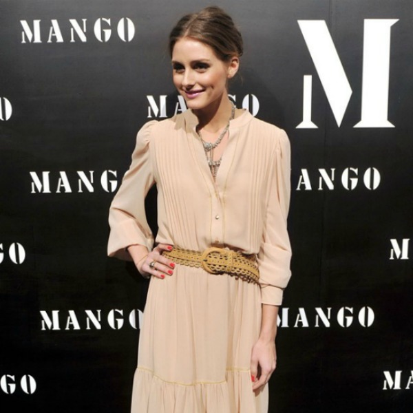 olivia palermo, mango dress, homepage image