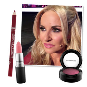 Η makeup artist Έλσα Πρωτοψάλτη μας αποκάλυψε όλες τις λεπτομέρειες του μακιγιάζ της Μαρίας Μπεκατώρου στο 7o live του YFSF