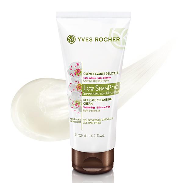 yves rocher low shampoo