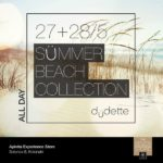 27&28 MAY DUDETTE SUMMER BEACH COLLECTION