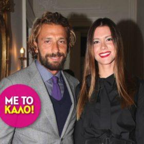 Ο Γιάννης Μαρακάκης μιλά πρώτη φορά για τον γάμο με την αγαπημένη του, Νίκη Θωμοπούλου