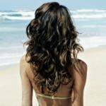 kastana mallia paralia beach hair