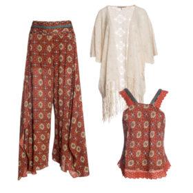Shop it! Δημιουργήστε το τέλειο boho look με κομμάτια από τη νέα συλλογή της attrattivo