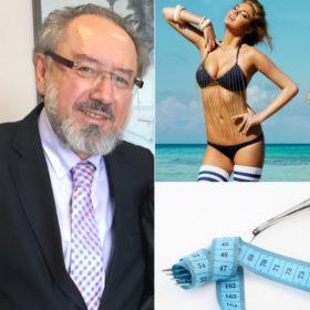 Πώς γίνεται να χάσουμε γρήγορα βάρος; Ο γνωστός γιατρός που επιλέγουν οι κυρίες της showbiz, Σωτήρης Αδαμίδης, απαντά