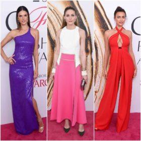 2016 CFDA Fashion Awards: Δείτε τις εμφανίσεις από το κόκκινο χαλί της διοργάνωσης