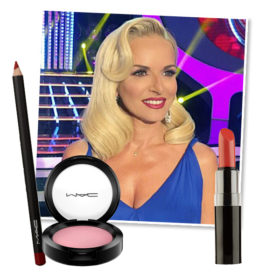 Το look της Μαρίας Μπεκατώρου στο 9o live του YFSF είναι το αγαπημένο μας μέχρι τώρα και η makeup artist Έλσα Πρωτοψάλτη μας αποκάλυψε όλες τις λεπτομέρειες