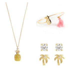 Exotic summer: Αυτά τα καλοκαιρινά κοσμήματα δεν θα θέλετε να τα βγάλετε από πάνω σας
