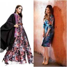 Αθηνά Οικονομάκου Vs Μαλού Κυριακοπούλου: Ποια φόρεσε το διαφανές manteau καλύτερα;