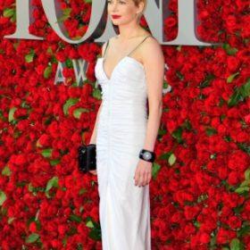 Η Michelle Williams με  Louis Vuitton