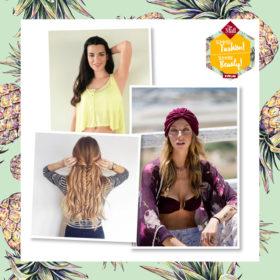 Η Muse Rebelle και η Νικολέττα Ράλλη με τον Tsakiris Mallas σας δίνουν τα καλύτερα fashion tips στο Summer Fashion! Summer Beauty! στο The Mall Athens