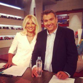 Φαίη Σκορδά: Το σχόλιο για τον πρώην σύζυγό της, Γιώργο Λιάγκα, που θα συζητηθεί
