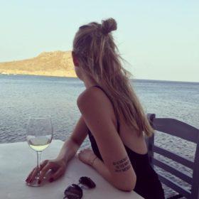 Summer Beauty: Τα αγαπημένα προϊόντα της Αμαλίας Κωστοπούλου για τις διακοπές