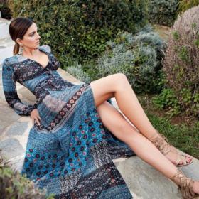 Γυναίκα με καμπύλες: Είναι η Σταματίνα Τσιμτσιλή η πιο εντυπωσιακή μαμά της ελληνικής τηλεόρασης;