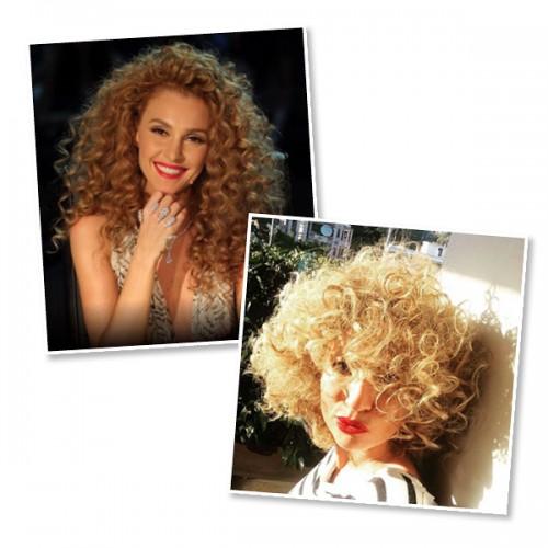 Είναι γεγονός  Τα πολύ σγουρά μαλλιά σε στιλ 80s επιστρέφουν ... 6bab9281cfc