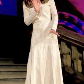 Η Kate Middleton με Barbara Casasola