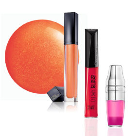 Οι ωραιότερες αποχρώσεις σε lip gloss για το καλοκαίρι 2016