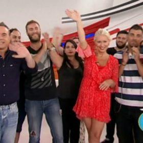 Τέλος για το ΦΜ Live μετά από 7 χρόνια: Δείτε πώς αποχαιρέτησαν το τηλεοπτικό κοινό Μαρία Μπακοδήμου και Φώτης Σεργουλόπουλος