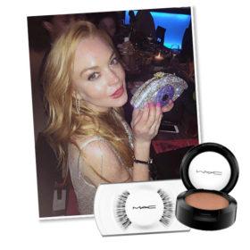Ο makeup expert Παναγιώτης Καρακάσης μας αποκάλυψε όλες τις λεπτομέρειες του μακιγιάζ της Lindsay Lohan στη Μύκονο