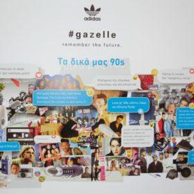 #TBT: Γιατί το Gazelle των adidas Originals που ξαναφέρνει τα 90s στο προσκήνιο είναι το καλύτερο πράγμα που μπορούσε να συμβεί στη μόδα