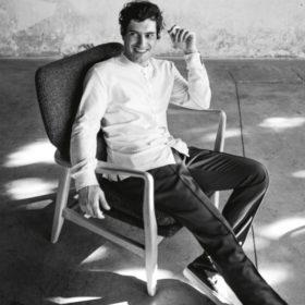 Ο πιο πολυσυζητημένος ηθοποιός της γενιάς του μιλάει για τη διαφήμιση της Amstel που τον έκανε γνωστό και το βραβείο Χορν