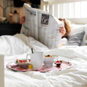 Οι πέντε θαυματουργές τροφές για έναν υγιή ύπνο