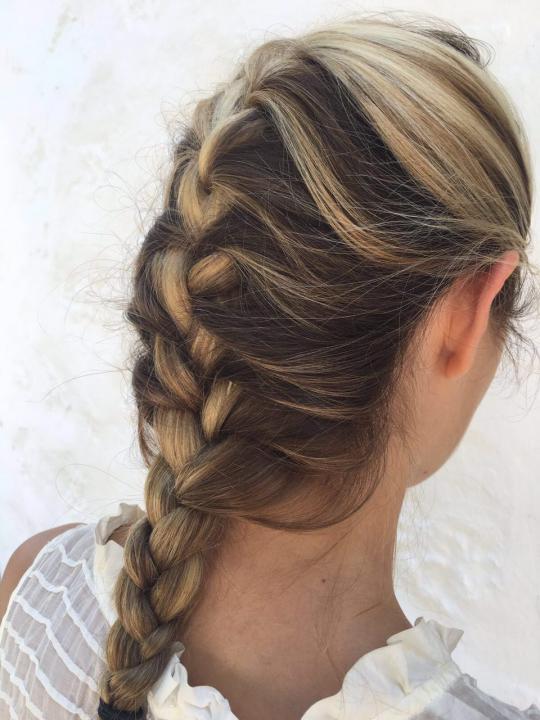 amalia kostopoulou braid