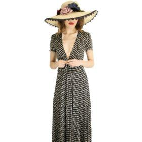 Editor' s picks: Αυτό το wrap φόρεμα της Madame Shou Shou είναι το αγαπημένο μας και για πρωί και για βράδυ