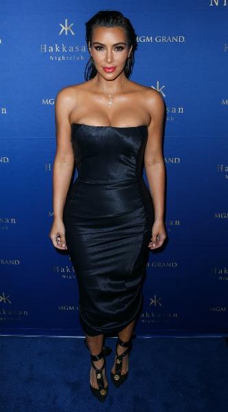 kim kardashian, mosaic, look of the day, John Galliano