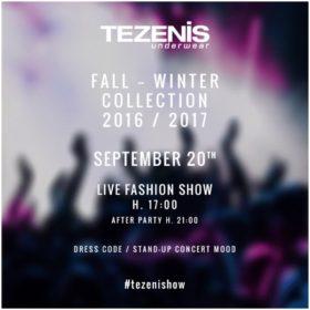 ΤΕΖΕΝΙS: Το αγαπημένο brand ετοιμάζει ένα μοναδικό fashion show