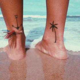 Πώς θα προστατεύσετε τα τατουάζ σας στις διακοπές