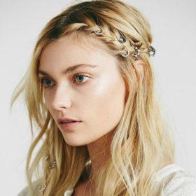 Pierced Hair: Θα δοκιμάζατε αυτό το trend στα μαλλιά σας;