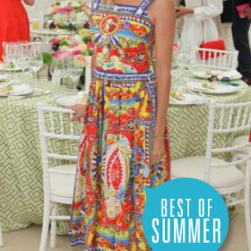 Η Sienna Miller με Dolce&Gabbana