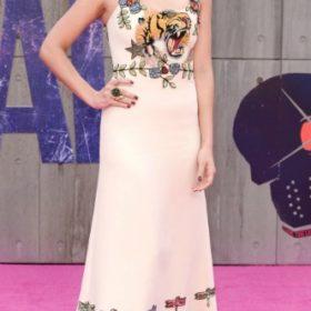 H Margot Robbie με Gucci