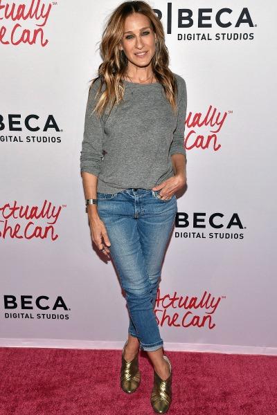 sarah jessica parker jeans
