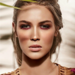 INGLOT_Sunkissed makeup
