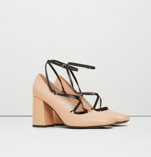 Mango - Shop it! 5+1 ψηλοτάκουνα παπούτσια για να αποκτήσετε μόλις ... 032f465aa00