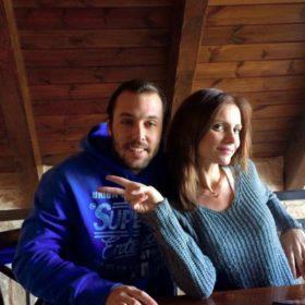 Ελένη Καρποντίνη – Βασίλης Λιάτσος: Ευχάριστα νέα για το ζευγάρι