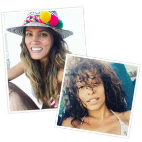 Beach hair, don't care: 6 Ελληνίδες celebrities αποδεικνύουν πως τα κυματιστά μαλλιά είναι το πιο hot trend του καλοκαιριού