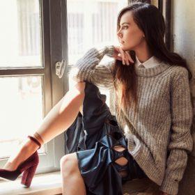 Αφροδίτη Αντωνάκη: Σε τι διαφέρει η νεαρή ηθοποιός από τη Lara Croft;