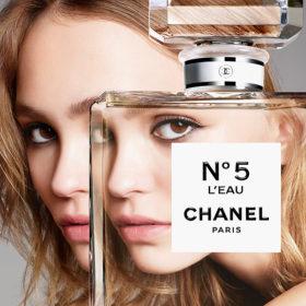 Το πρώτο teaser της καμπάνιας για το νέο άρωμα Chanel N°5 L'EAU μας έχει ενθουσιάσει