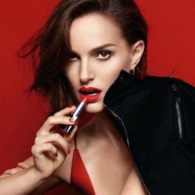 #ifeelgood: Η νέα καμπάνια του Rouge Dior με την Natalie Portman μας φτιάχνει το κέφι!