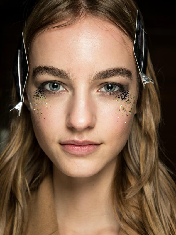 Burberry Beauty Fashion Ready to wear autumn-winter 2016-2017, London, Uk