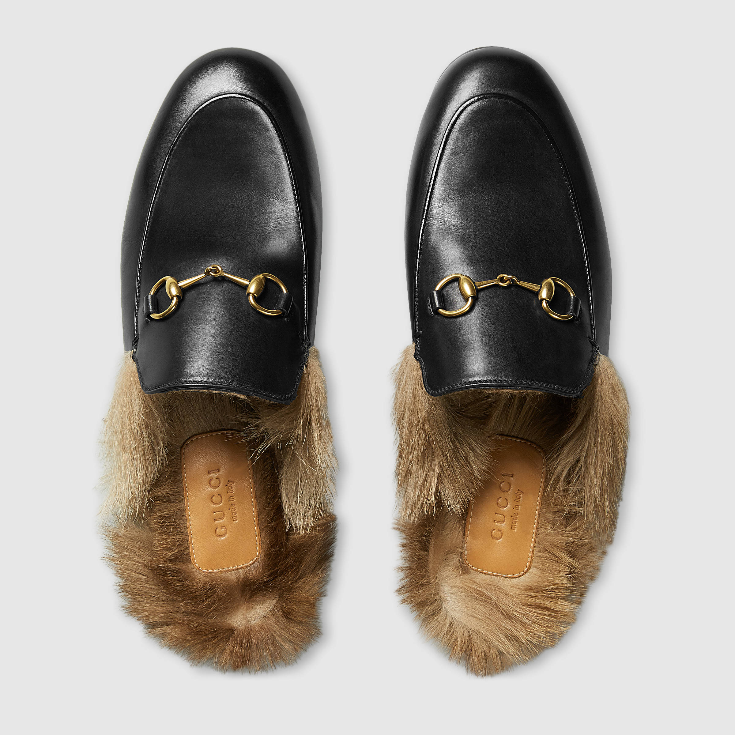 gucci, fur