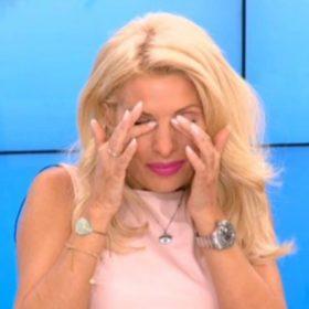 H επόμενη μέρα για την Ελένη Μενεγάκη: Τα δάκρυα για το κανάλι και οι φήμες μεταγραφής