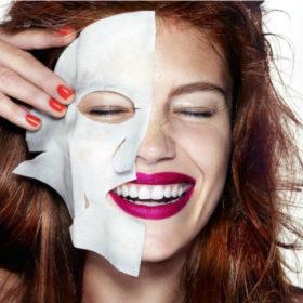 Sheet masks: Το μεγάλο trend στην περιποίηση έγινε πιο προσιτό από ποτέ!
